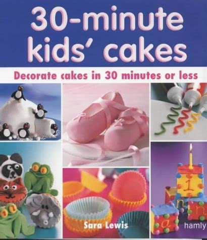 your cockapoo a thirty minute guide books lewis 30 minute cakes decorate cakes in 30