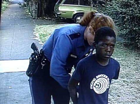 you are arrest terrorize 7 year child arrested run kevin