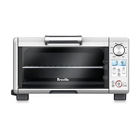 bed bath and beyond breville buy breville 174 the smart oven 174 convection toaster oven from