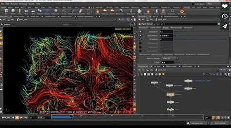 tutorial houdini fx creating fire effects with houdini pyro fx lesterbanks