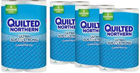 Quilted Northern 12 Pack by 18 59 Quilted Northern Toilet Paper 24 Pack Free