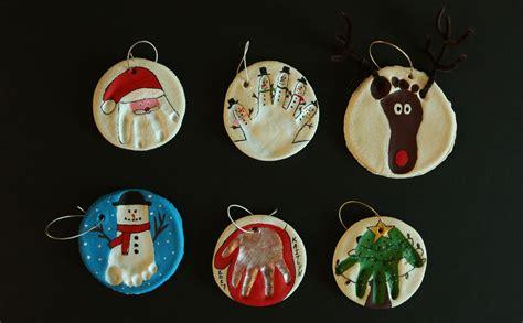 diy ornaments create holiday memories  salt dough