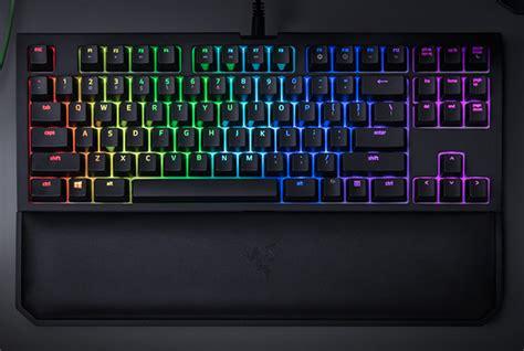 Razer Blackwidow Tournament Edition Chroma V2 Gaming Keyboard react faster with razer s blackwidow te chroma v2 keyboard the tech report