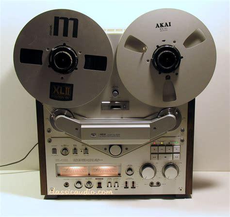 Toa Stereo Seetronik Akai 1 4 Inch 6 5mm classicaudio for sale akai gx 646 reel to reel