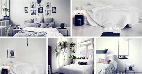 minimalist bedroom ideas    homelovr