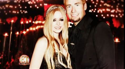 avril lavigne chad kroeger wedding inside avril lavigne and chad kroeger s wedding