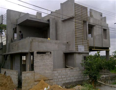 Contemporary House Plans Residential Construction House Construction Plan Approval Bangalore