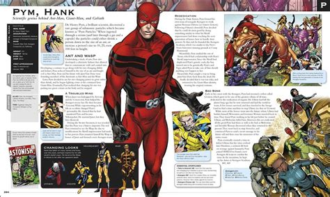 marvel encyclopedia marvel encyclopedia book review impulse gamer