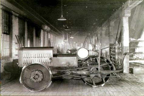 antique john deere tractors: pictures & history