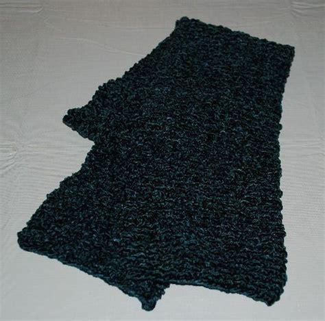box stitch knitting knit an easy box stitch scarf