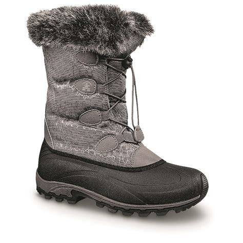 snow boots kamik s momentum winter boots 609579 winter snow boots at 365 outdoor wear