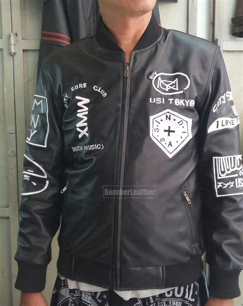 desain jaket anak jalanan rcti jual jaket kulit boy anak jalanan stefan william pemain