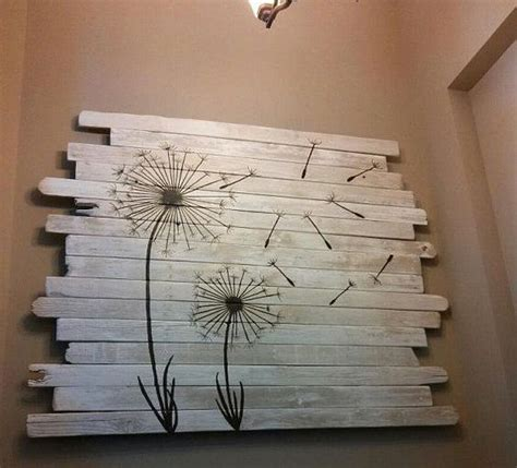 amazing wall decorations   reclaimed wood