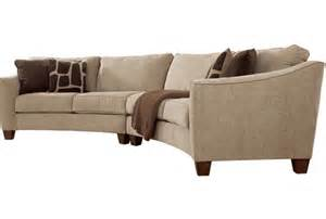 sectional sofa design amazing small curved sectional sofa