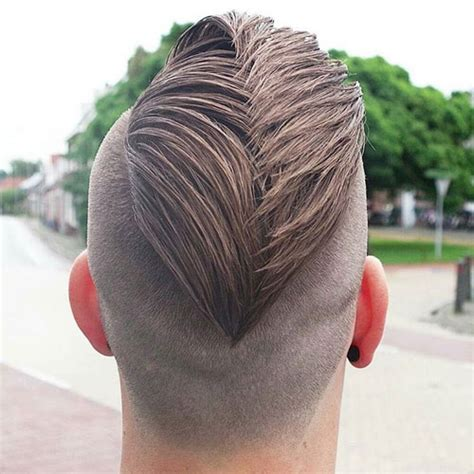 mens crown thinning brush back top 101 best hairstyles for men and boys 2018