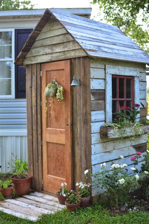 Small Shed Ideas