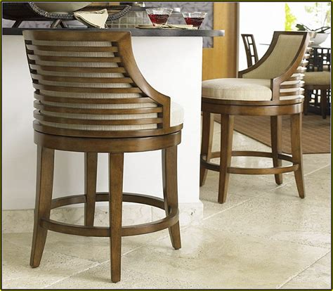 kitchen island stools with backs wooden kitchen chairs with arms