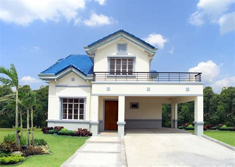 Two Storey House Floor Plan calamba laguna real estate home lot for sale at