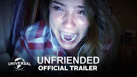 film gratis unfriended unfriended official trailer hd youtube
