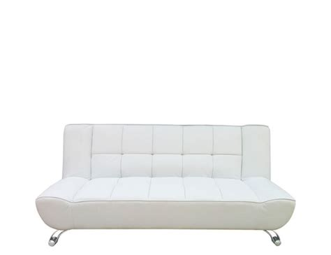 Sofa Bed Clic Clac Vogue White Clic Clac Sofa Bed Frances Hunt