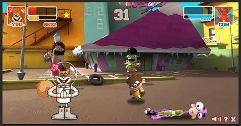 Super Brawl 2 game - FunnyGames.in Goodgame Gangster