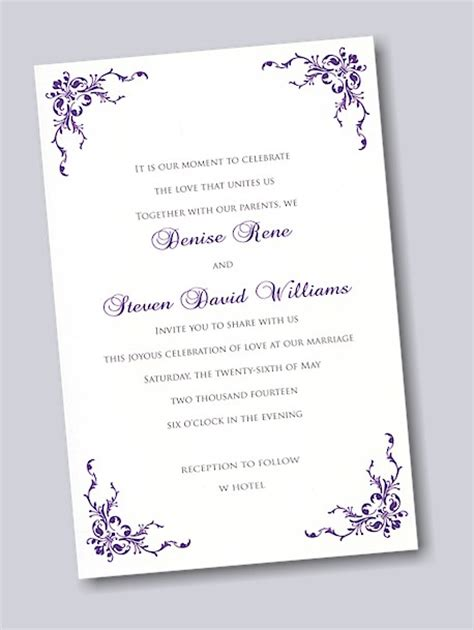 designing my own wedding invitations design your own wedding invitations yaseen for