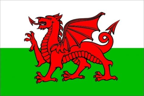 Banner Flag Animal 1 animals cymru flag wales michae signs symbols flags animal vector free