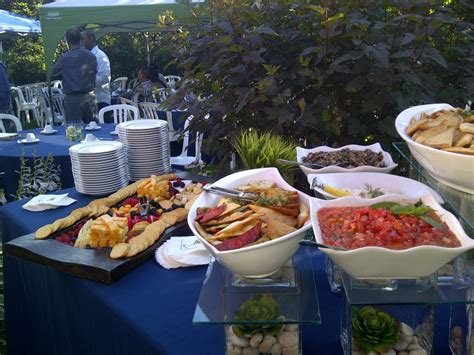 oakville s backyard bbq menu oakville catering by feast