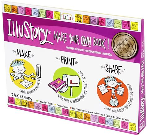 make your own picture book free best gifts for 9 year in 2017 itsy bitsy