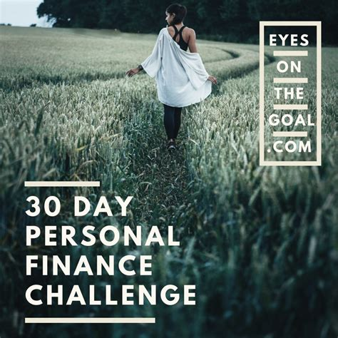 30 Day Mba In Business Finance by 30 Days Personal Finance Challenge