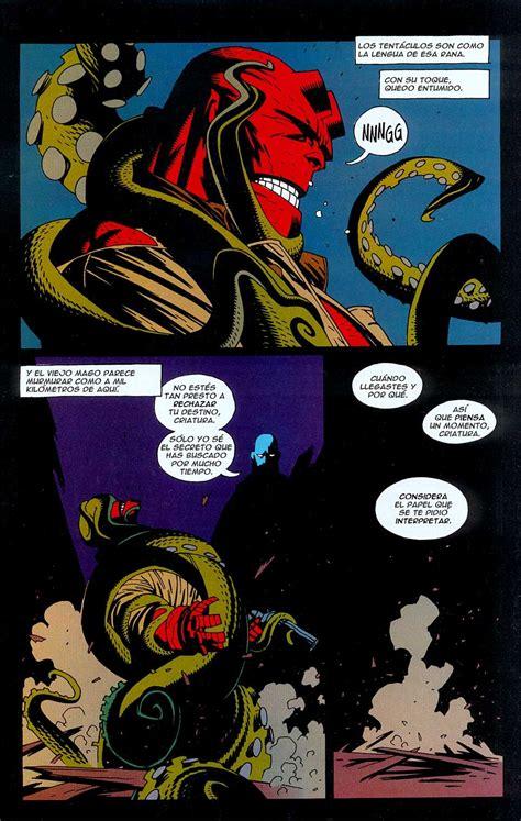hellboy 1 semilla de 8467903473 megapost hellboy semilla de destrucci 243 n comic