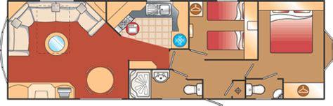 static caravan floor plan static caravan hire available at trelander cing