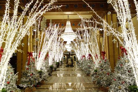 top ten hotel lobby christmas decorations gonola top 5 decorations in new orleans