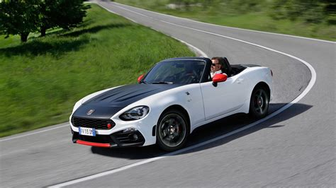 fiat 124 abarth spider for sale