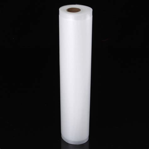 Kantong Plastik Vacuum Storage Bag 28x500cm 1 Roll 7 different size transparent vacuum sealer bags rolls food saver seal storage package bags