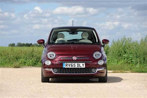 fiat 500 aubergine the new fiat 500 has arrived