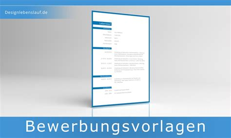 Word Vorlagen Corporate Design Lebenslauf Muster F 252 R Word Und Open Office