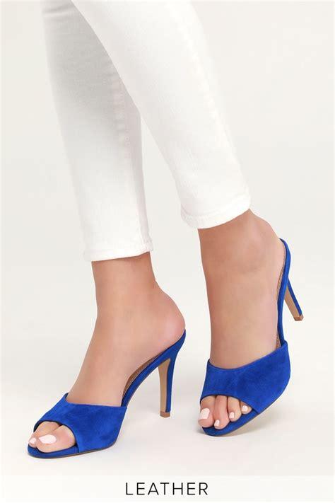 steve madden erin cobalt blue heels cobalt high heel sandals