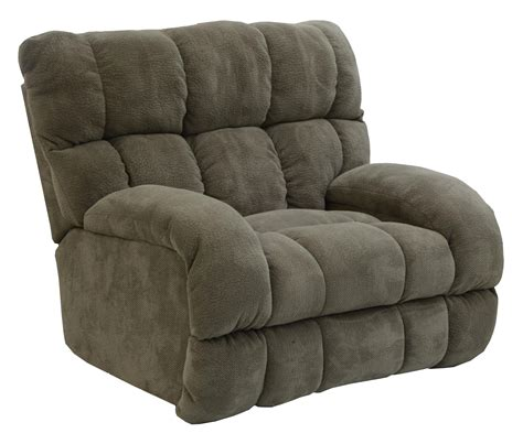 Recliners That Lay Flat by Siesta Lay Flat Recliner With Wide Seat By Catnapper