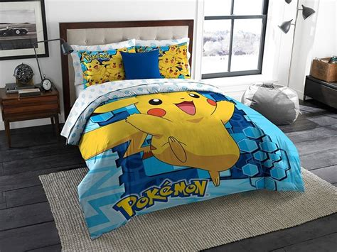 pokemon bedding queen pokemon sheet set images pokemon images