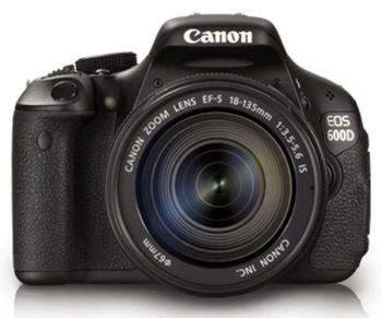 Asli Kamera Canon 600d harga dan spesifikasi harga canon eos 600d kit ii ef s18 135is