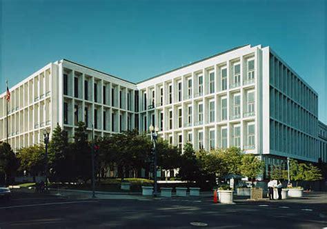 Senate Office Building by Hart Senate Office Building