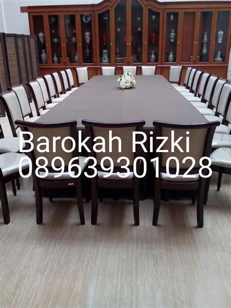 Meja Event jual taplak meja untuk event 2 harga murah jakarta oleh