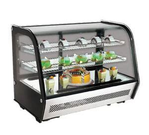 Countertop Showcase by Refrigerated Countertop Showcase 35 Quot Wide 2 Shelves