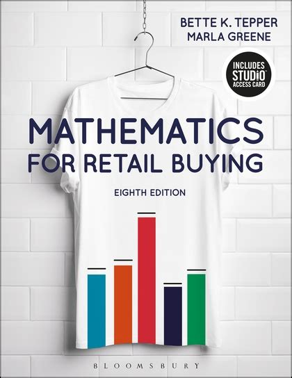 mathematics for retail buying bundle book studio access