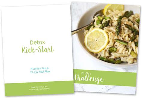 Detox Start Guide by Detox Starter Guide Detoxinista