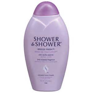 shower to shower bath powder shower to shower breeze fresh body powder 13 oz