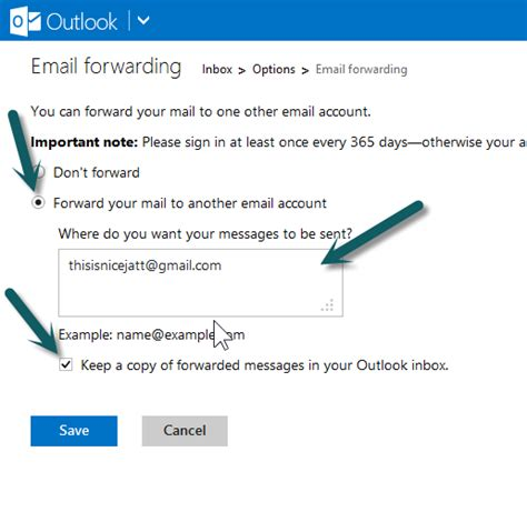 how to forward email from outlook gmail and yahoo youtube forward emails from outlook to gmail automatically