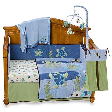 Nojo 174 Sea Babies Crib Bedding And Accessories Bed Bath Sea Crib Bedding