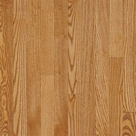 Br Flooring by Bruce Take Home Sle Plano Marsh Oak Solid Hardwood Flooring 5 In X 7 In Br 579287 The